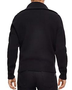 Sandro - Double Half-Zip Sweater