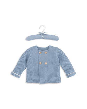 Elegant Baby - Boys' Sofia & Finn Double-Breasted Cardigan - Baby