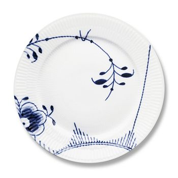 "Royal Copenhagen - ""Blue Fluted Mega"" Salad Plate #2"