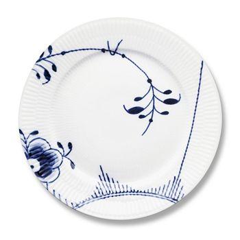 "Royal Copenhagen - ""Blue Fluted Mega"" Salad Plate #2"