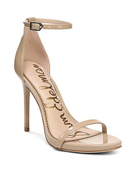 Sam Edelman - Women's Ariella High-Heel Ankle Strap Sandals