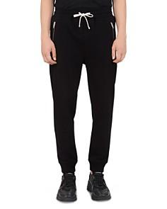 The Kooples - Drawstring Slim Fit Jogger Pants