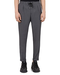 The Kooples - Futuro Relaxed Fit Drawstring Trousers