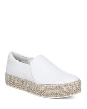 34c623cc67 Vince - Women s Wilden Espadrille Platform Sneakers ...