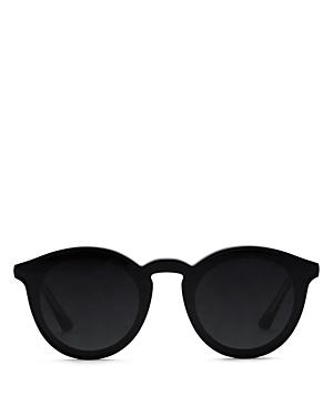 Unisex Collins Round Sunglasses