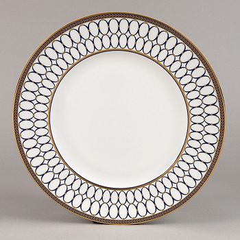 "Wedgwood - ""Renaissance Gold"" Dinner Plate"