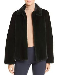 Maximilian Furs - x Zac Posen Short Mink Fur Coat - 100% Exclusive