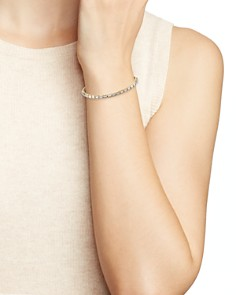 Nadri - Gris Cuff Bracelet