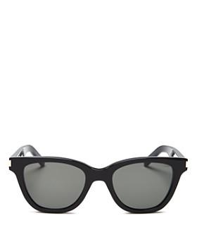 Saint Laurent - Women's Cat Eye Sunglasses, 51mm