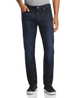 7 For All Mankind - Adrien Tapered Fit Jeans in Perennial
