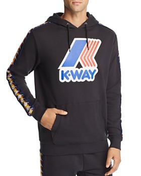 KAPPA - x K-Way Le Vrai Bob Banda Hooded Sweatshirt