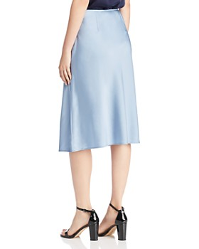 Eileen Fisher - Bias-Cut Midi Skirt - 100% Exclusive
