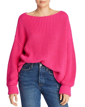 FRENCH CONNECTION - Millie Mozart Boatneck Sweater