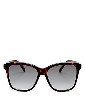 5ef678069dd Shop Givenchy Women S Square Sunglasses