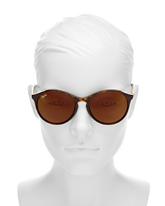 Ray-Ban - Women's Round Sunglasses, 55mm