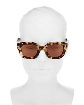 Tom Ford - Women's Mirrored Square Sunglasses, 48mm