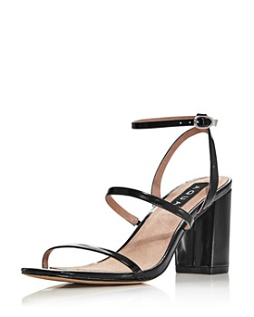 f7d7e5895a31 AQUA - Women s Maika Block-Heel Leather Sandals - 100% Exclusive ...