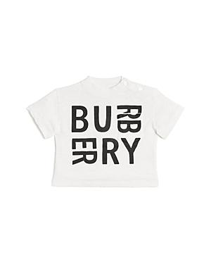 Burberry Boys Mini Furgus Logo Tee  Baby