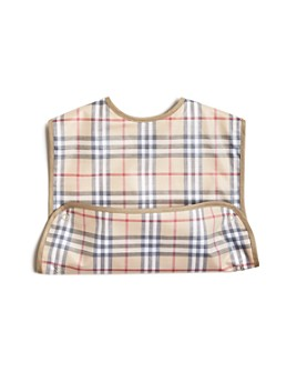 Burberry - Girls' Vintage Check Bib - Baby