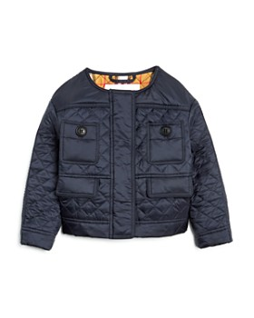 61aa9b6223bb Burberry - Girls  Mini Tollamo Quilted Jacket - Little Kid