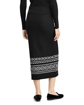 Ralph Lauren - Fair Isle Midi Skirt