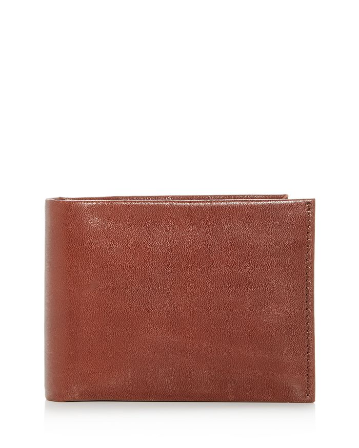 The Men's Store At Bloomingdale's Rfid-Protected Smooth Leather Bi-Fold Wallet With Removable Card Case - 100% Exclusive In Luggage