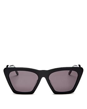 6cbe6277e344 Illesteva - Women's Lisbon Cat Eye Sunglasses, ...