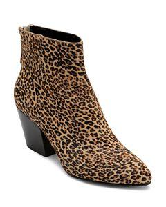 837e6e0bd72b21 Sam Edelman Women s Kinzey Leopard Print Calf Hair Kitten-Heel ...