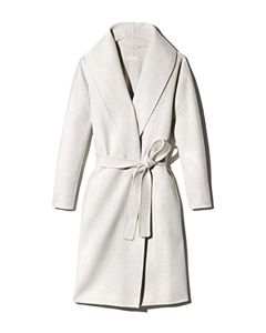 95c90a5edc646 Weekend Max Mara Katai Virgin Wool Coat