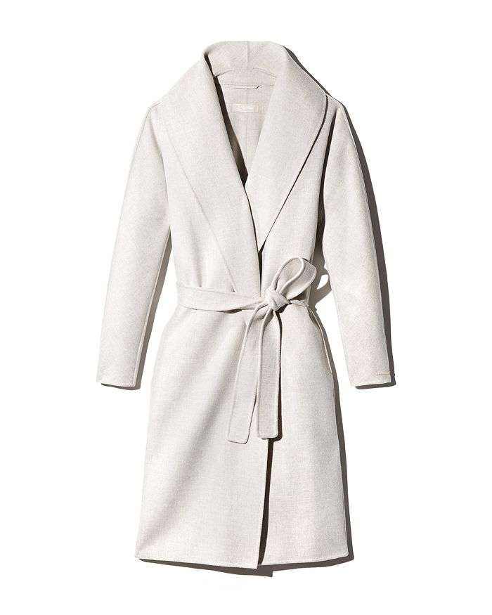 Max Mara - Wool Wrap Coat