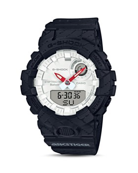 G-Shock - Limited Edition Asics Tiger Smartwatch, 48.6mm