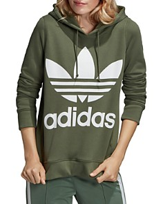 adidas Originals - Trefoil Hooded Sweatshirt