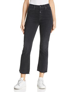 Joe's Jeans - High Rise Crop Boot Jeans in Elisabeth