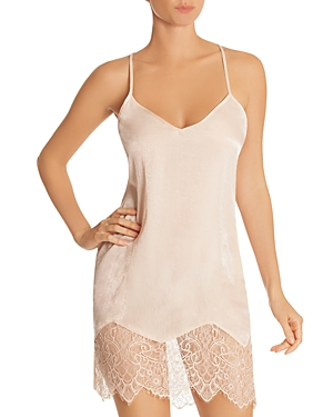 In Bloom By Jonquil IN BLOOM BY JONQUIL SHIMMER SATIN CHEMISE
