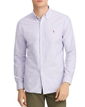 Polo Ralph Lauren - Striped Classic Fit Button-Down Shirt ... f61eddeef6e