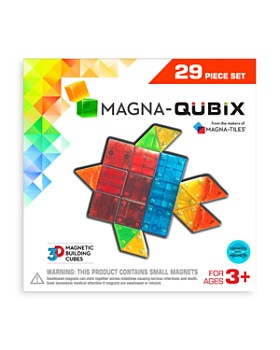 Magna-tiles - Magna-Qubix Set - Ages 3+