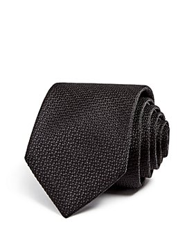Ledbury - The Carberry Textured Solid Skinny Tie