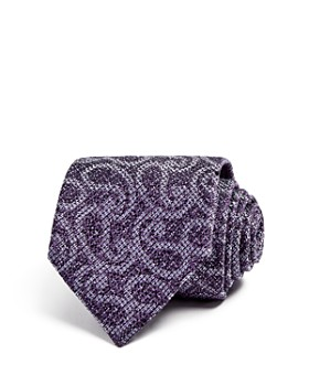 Ermenegildo Zegna - Heathered Paisley Classic Tie