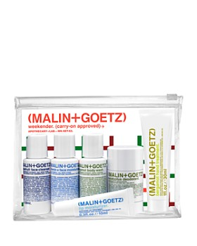 MALIN and GOETZ - The Weekender Travel Gift Set