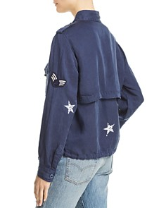 Rails - Grant Star Military Jacket