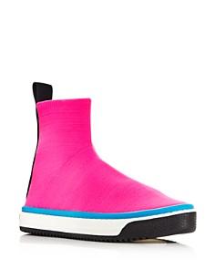 MARC JACOBS - Women's Dart Sock Sneakers