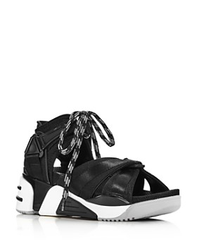 MARC JACOBS - Women's Somewhere Sport Sandals with Sock