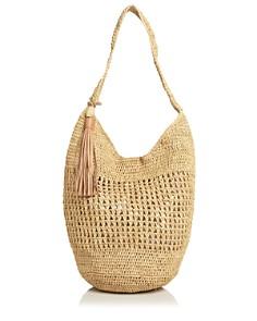 mar Y sol - Aspen Crochet Tassel Tote