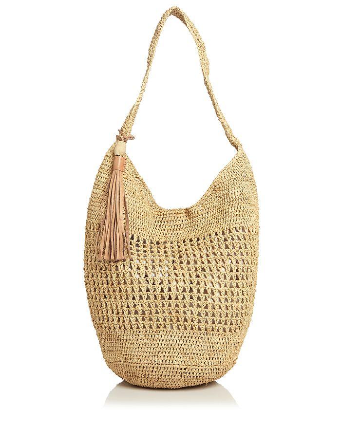22730a55751b8 mar Y sol - Aspen Crochet Tassel Tote