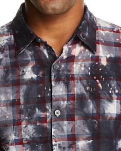 John Varvatos Star USA - Tie-Dyed Splatter Regular Fit Shirt