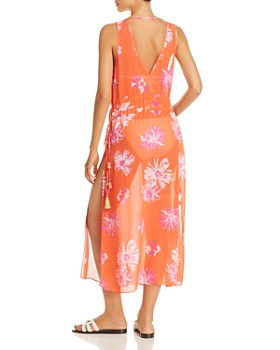 Ramy Brook - Aleena Midi Dress Swim Cover-Up