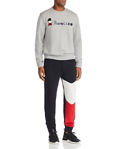 Moncler - Crewneck Sweatshirt, Tailored Track Pants & More