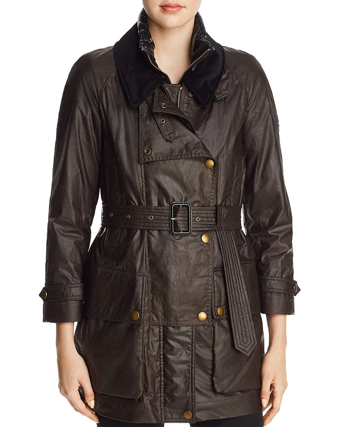 Burberry - Calverhall Waxed Cotton Jacket