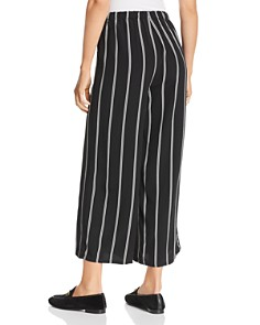 Eileen Fisher - Striped Wide-Leg Pants