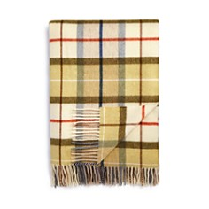 Lands Downunder - Lambswool Plaid Throw
